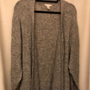 Long marbles grey sweater